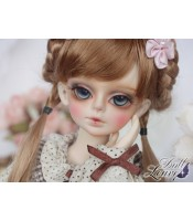 Doll Leaves: 1/4 head - D (Dora)