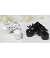 Loongsoul: Shoes 1/4, loli-style with bowknots (color options)