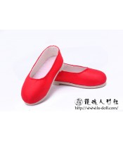 Loongsoul: Shoes 1/4 red (flat)