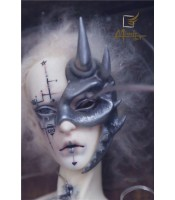 Miracle Doll: 1/3 Half mask